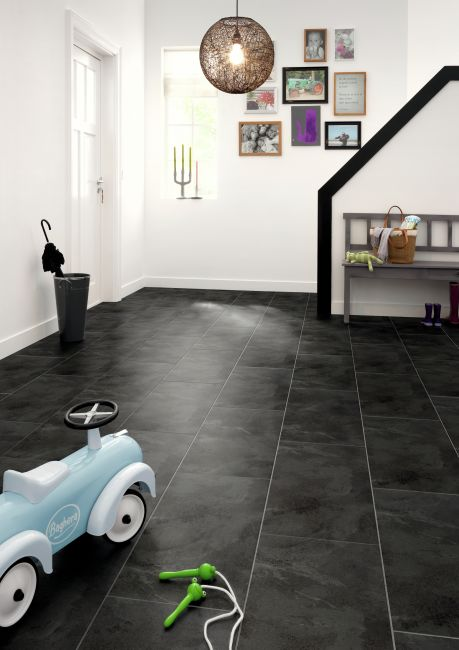 Forbo Novilon Design Click Black Slate